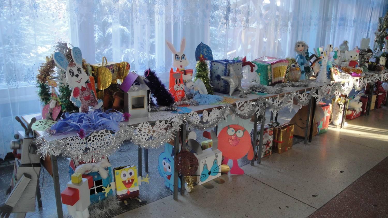 Фото игрушки на городскую елку своими руками